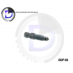 Bleeder screw nr.8