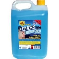 Zimowy płyn do spryskiwaczy -20'C 5 litrów AC Cosmetics