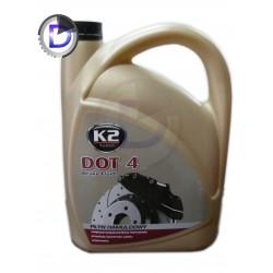 Płyn hamulcowy DOT4 500ml Woźniak