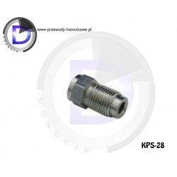 KPS-28  BRAKE PIPE NIPPLE