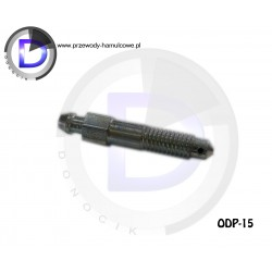 Bleeder screw nr.15