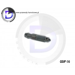 Bleeder screw nr.16
