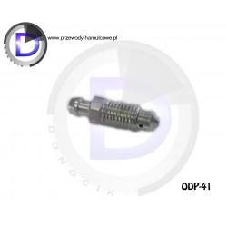 ODP-41  BLEEDER SCREW