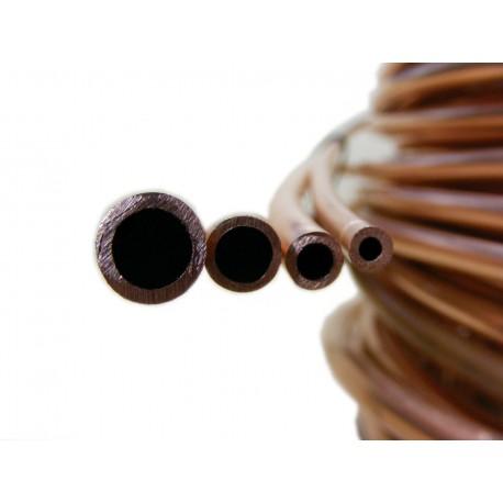 """Copper pipe 6,3 / 0,8 - 1/4"""""""