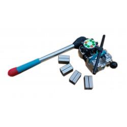 Przyrząd do spęczania przewodów hamulcowych FTD-350