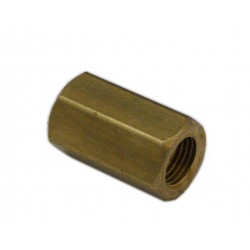 "Connector 3/8""x24 female/female"