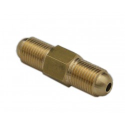 Connector M10x1 male/male