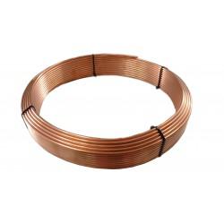 Le cuivre conduit de frein à main rigide 4.8mm x 0.9mm