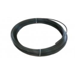 "Steel pipe 4.8 / 0.8 - 3/16"" lenght: 300cm"