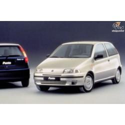 Fiat Punto I +ABS zestaw przewodów hamulcowych miedzianych