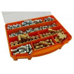 Zestaw końcówek i łączników do przewodów hamulcowych MIDI 280el