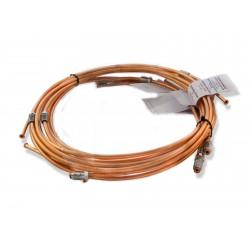 Zestaw przewodów hamulcowych elastycznych Daewoo Nubira II + ABS