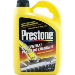 Płyn do chłodnic Prestone -37C bez gliceryny 4 lit