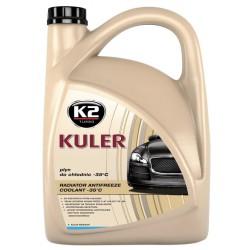 Płyn do chłodnic K2 KULER 5litrów