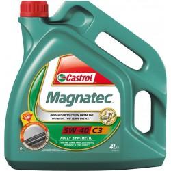 CASTROL MAGNATEC C3 5W40 4litry