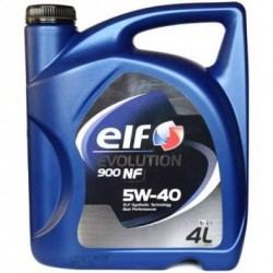 ELF EVOLUTION 900 NF 5W40 4litry