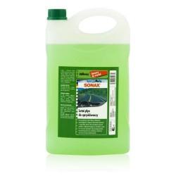 Letni płyn do spryskiwaczy 5 litrów SONAX Jabłkowy