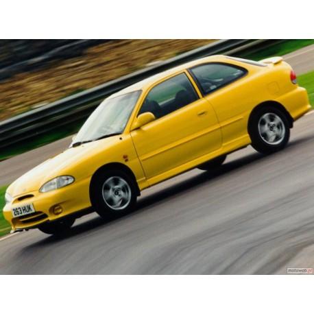 Hyundai Accent Zestaw przewodów hamulcowych sztywnych