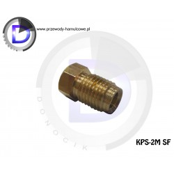 KPS-2M SF  BRAKE PIPE NIPPLE