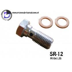 SR-12 Śruba drożna M10x1,25
