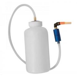 Urządzenie do samodzielnego odpowietrzania układu hamulcowego