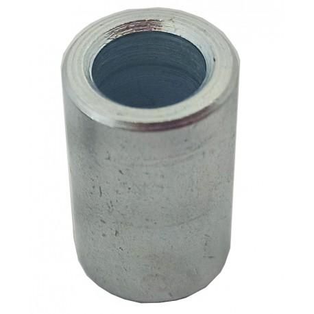 Reduction sleeve for teflon brake hoses and KPE fittings