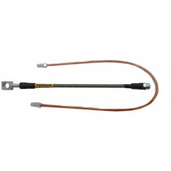 0355 elastyczny przewód hamulcowy OEM: 1J0611763K