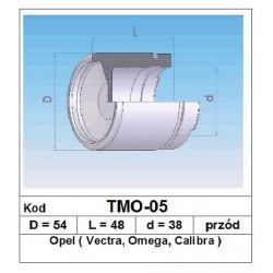 Tłoczek hamulcowy 54/48/38 TMO-05