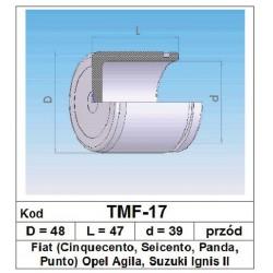 Tłoczek hamulcowy 48/47/39 TMF-17