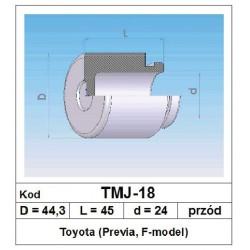 Tłoczek hamulcowy 44,3/45/24 TMJ-18