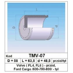 Tłoczek hamulcowy 48/43/36 TMO-01
