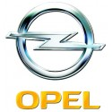 Przewody hamulcowe Opel
