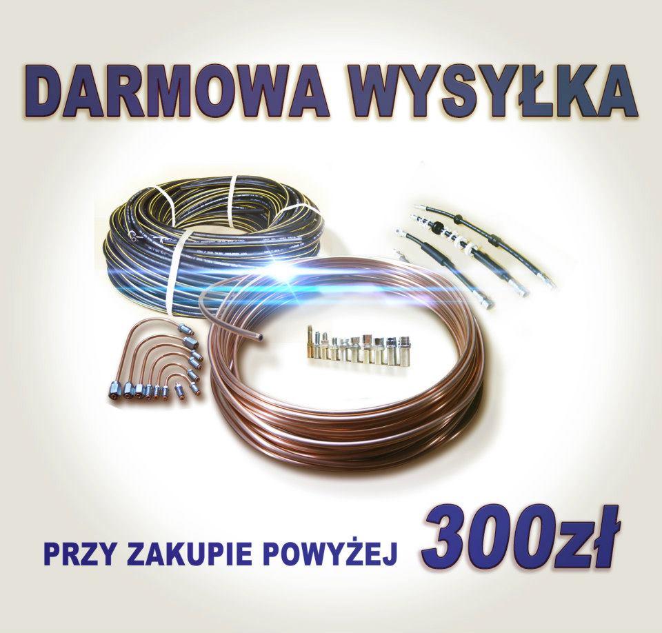 Darmowa dostawa od 300 zł
